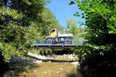 Carbonbetonbrücke Ottenhöfen